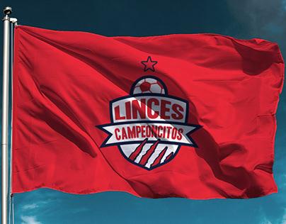 Isologotipo Linces Campeoncitos FC