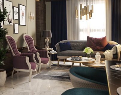 New Classic Interior Residential