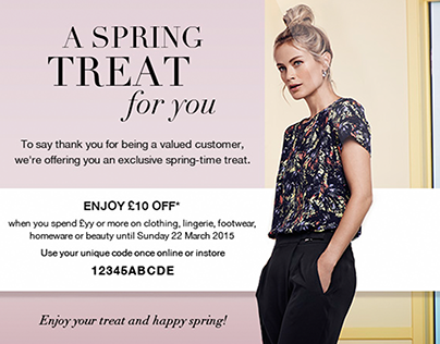 M&S Emails