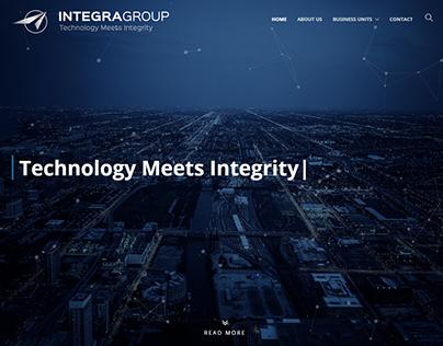 Integra Group Website