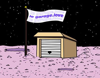 Illustrations - Le Garage
