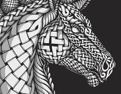 Celtic War Horse