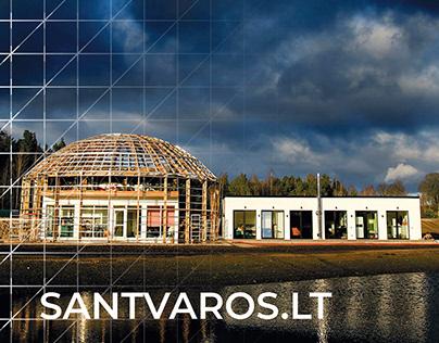 PRISTATYMAS I Santvaros.lt