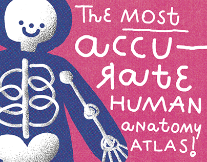 The most accurate anatomy atlas