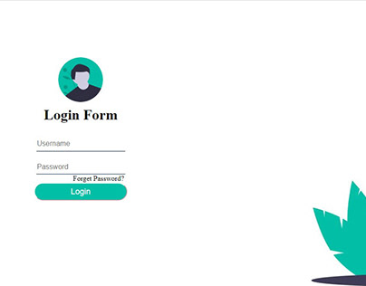 This is Form Design for the websites