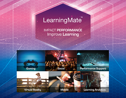 Banner Stands and InfoGraphics Designs - LearningMate