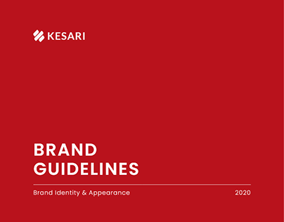 Kesari Tours | Brand Book