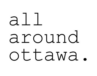 all around ottawa, by phil rivière