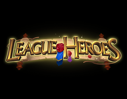 League of Heroes Logo