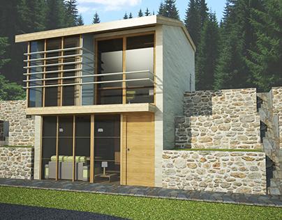 The Bio-House