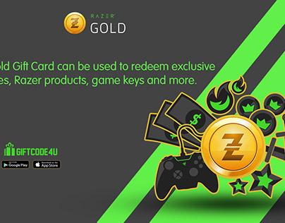 Razer Gold Gift Card Unlocks the Ultimate Gift