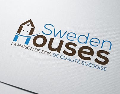 Logo - Sweden Houses