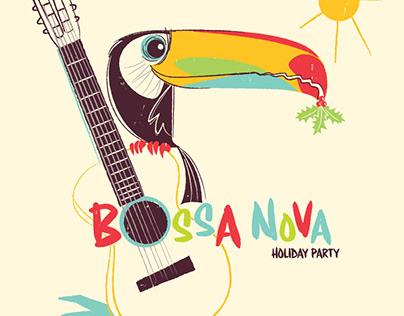 C3 Holiday Bossa Nova album cover