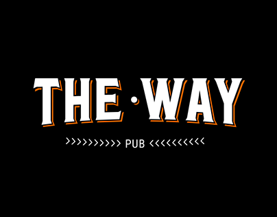 Branding - The Way Pub