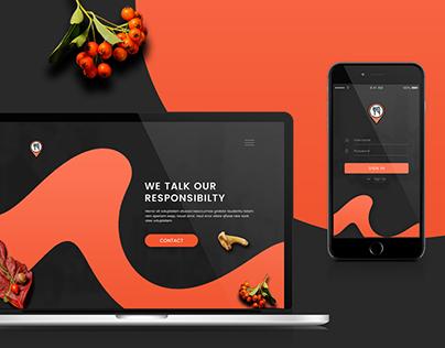 Sylhety Restaurant - Web, App & Print Template