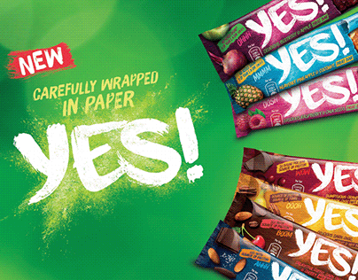 Nestlé Yes Bar Digital Ad