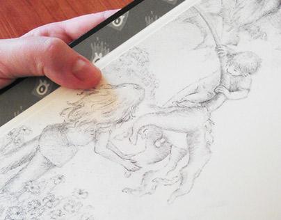 AGPI Scketchbook