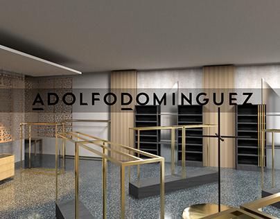 A GENDER TALE. ADOLFO DOMÍNGUEZ STORE
