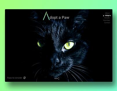 Adopt a Paw