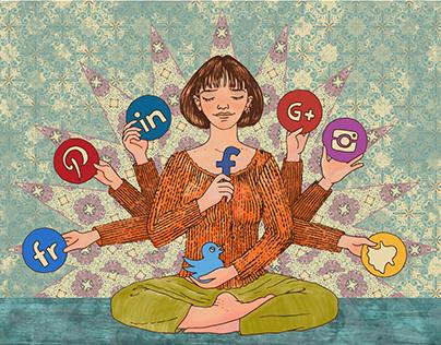Balanced Social Media