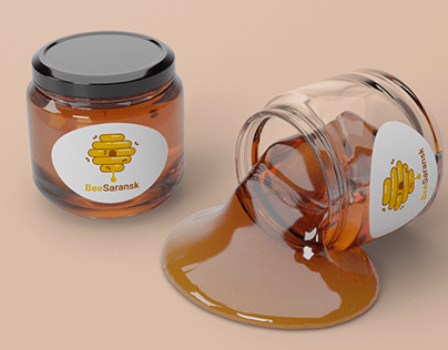 BeeSaransk | Corporate identity