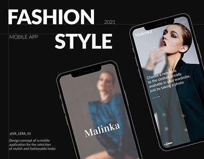 Mobile App / Fashion