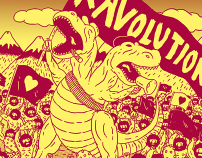 ravolution: cover part 1