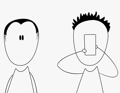 Marca Passo | Illustration + 2d Animation