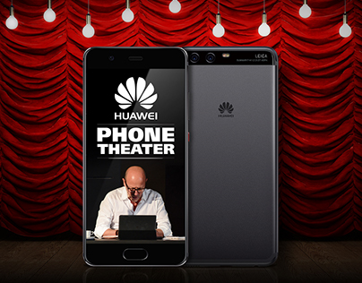 Huawei P10 Phone Theater
