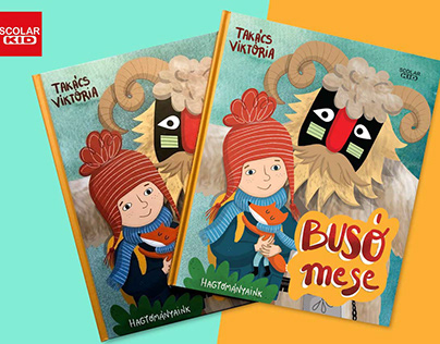 Busó Mese children'sbook