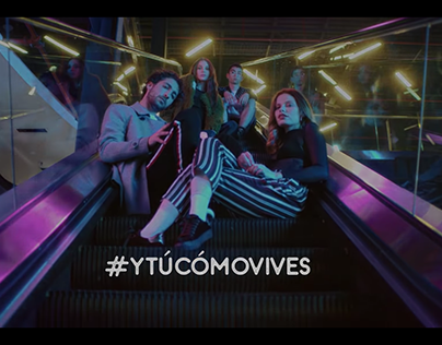 COMERCIAL KOAJ #YTUCOMOVIVES /Vestuario