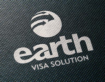 earth visa solution logo