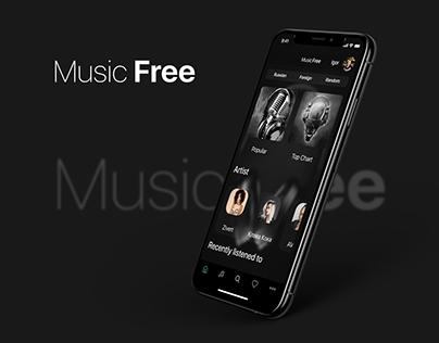Music Free Concept