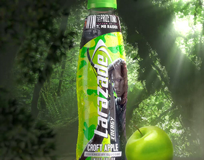 Lucozade Energy - Visuals & Social Content
