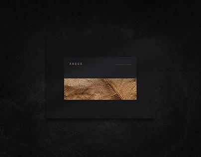 Anqua Portfolio + Brochure
