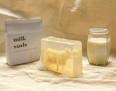 Milk Suds (2020) Handmade Cow Milk Soap