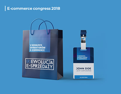 E-commerce Congress 2018 - Conference Branding