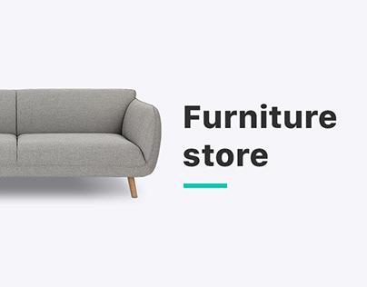Furniture store redesign