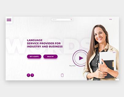 Word (Website Design)