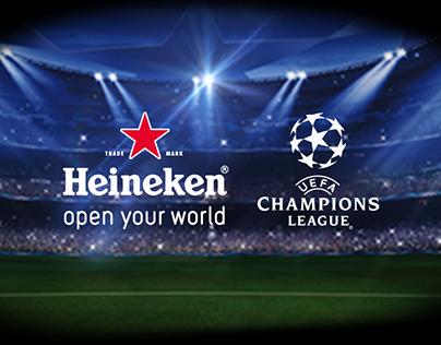 Heineken | Champion the match