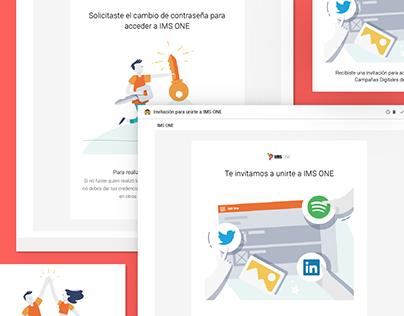 IMS Mailing / UX Writing