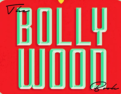 THE BOLLYWOOD BOOK | PUBLICATION DESIGN
