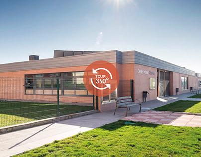 Ayto. de Laguna de Duero – Escuela Infantil | Tour 360º