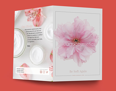 Sheago Cosmetics - Spring 2017 Brochure
