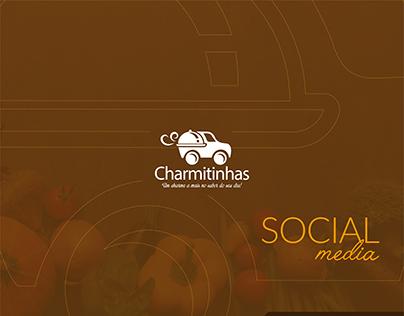 Charmitinhas - Restaurante • Social Media