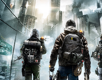 Tom Clancy's: The Division (Key Art + Explorations)