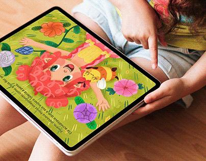 Hana (Children's Ebook)