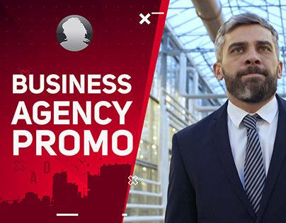 Business Agency - After Effects Template