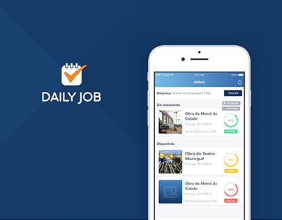 Daily Job App