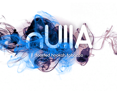 """Development of a logo of tobacco for a hookah """" Nulla"""""""